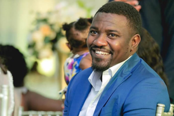 Who is john dumelo dating currently employed